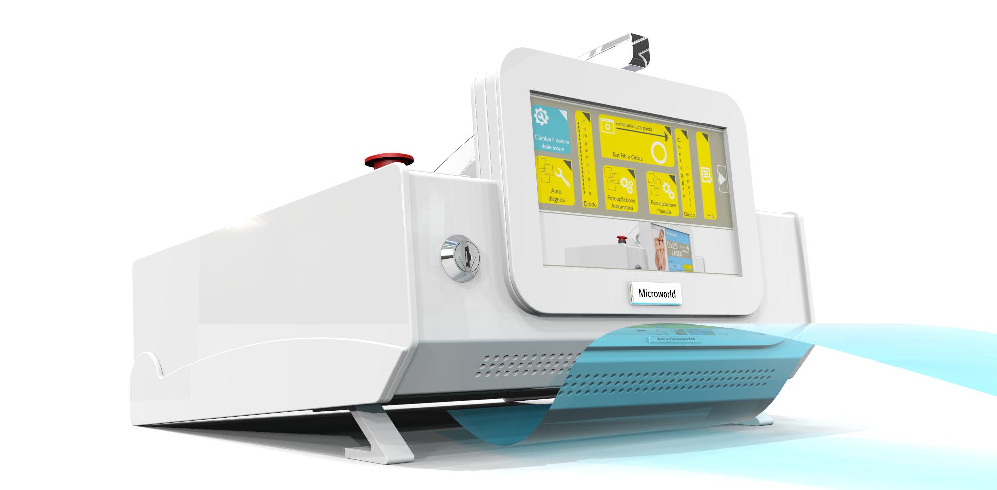 """Featured image for """"Laser Diodo 808nm Fibra Ottica 2.0 per laser terapia"""""""