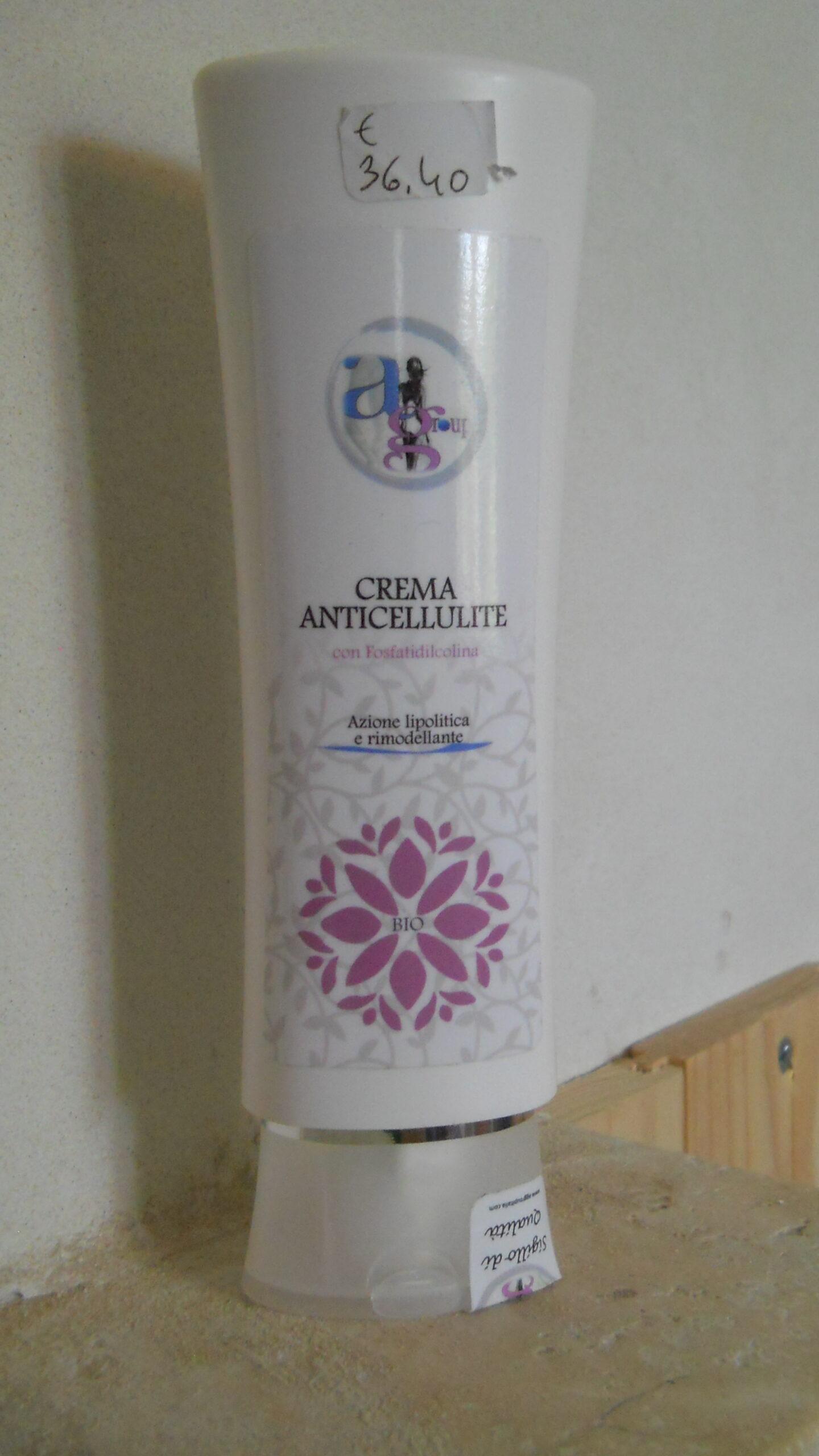 "Featured image for ""Crema Cellulite Biologica - AG Derm"""