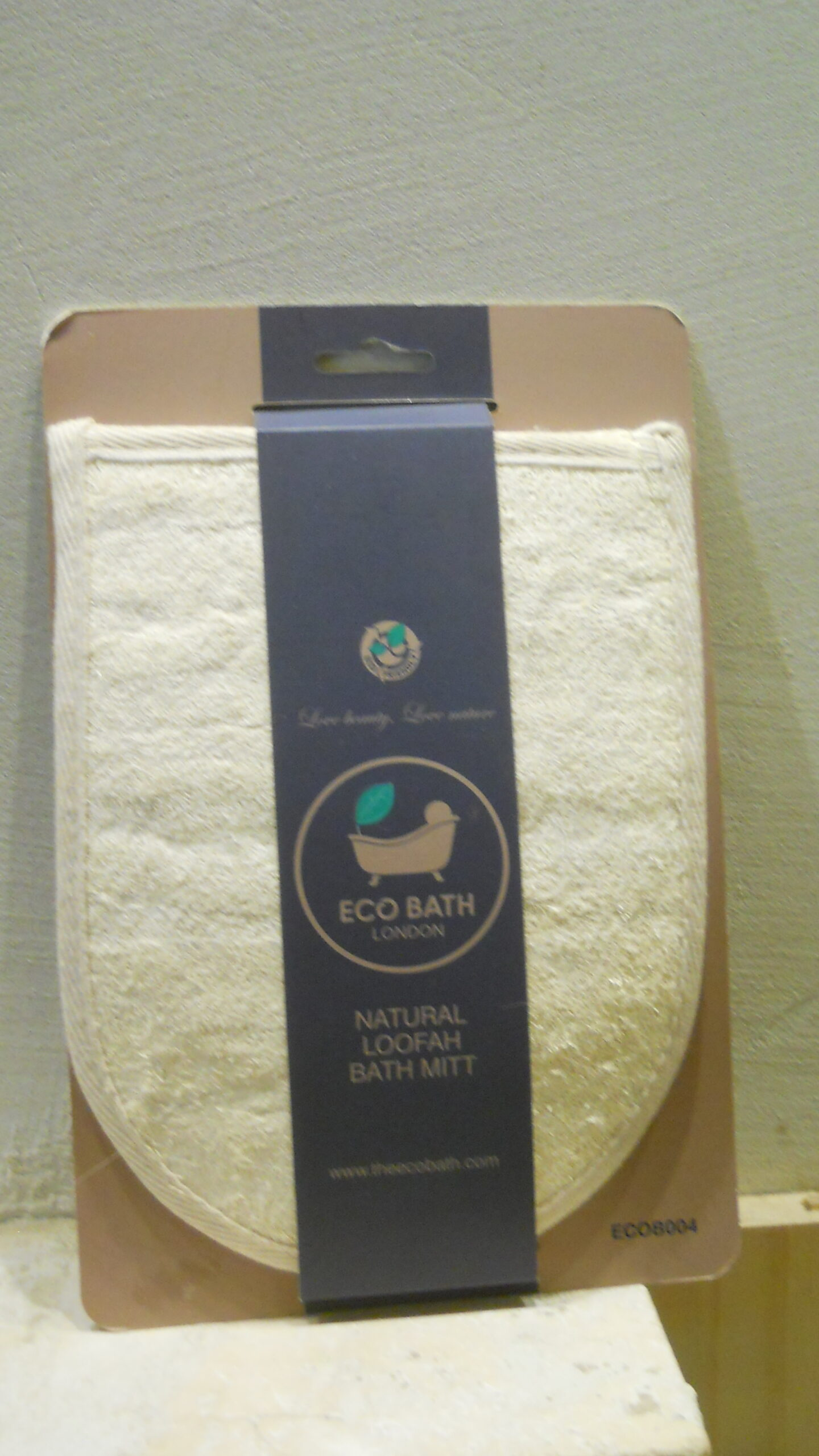 "Featured image for ""Guanto da bagno in Loofah naturale Eco Bath"""
