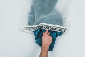 sacchetto per lavatrice
