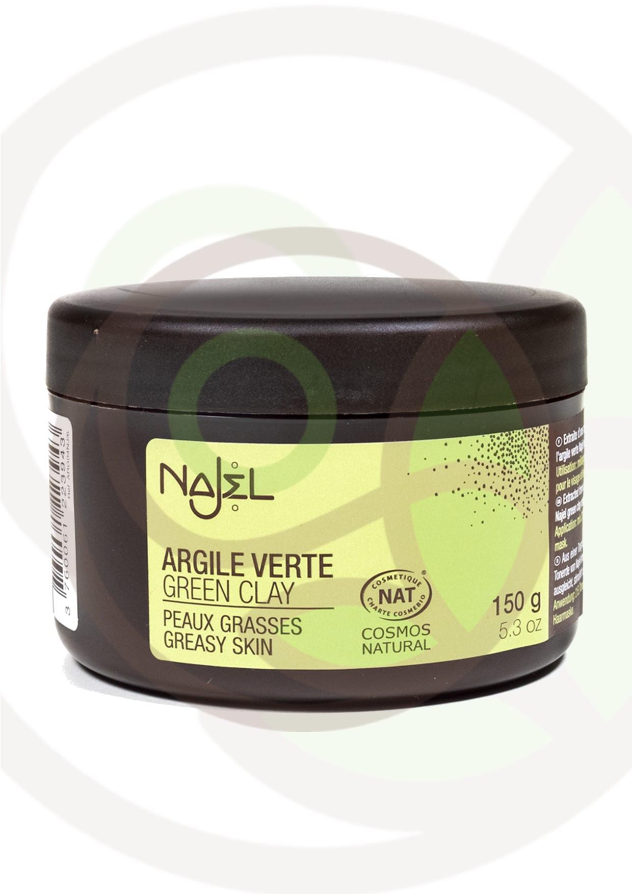 "Featured image for ""Argilla verde COSMOS natural"""