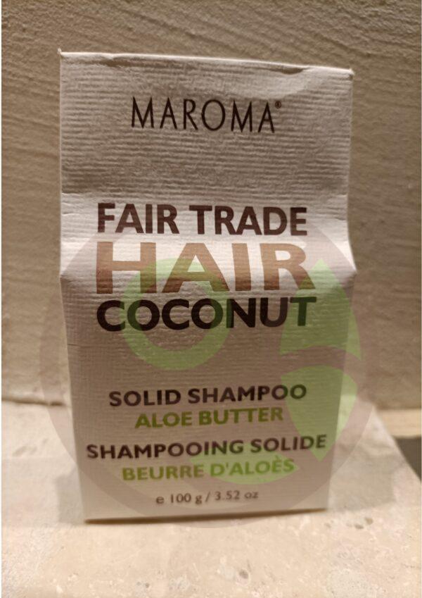 Maroma shampoo solido Cocco e Aloe AG GROUP -