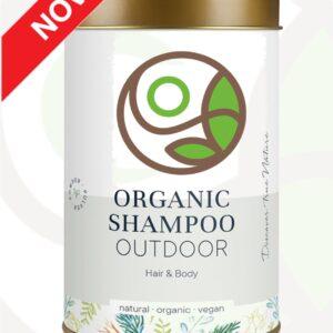 Shampoo doccia in polvere Outdoor BIO
