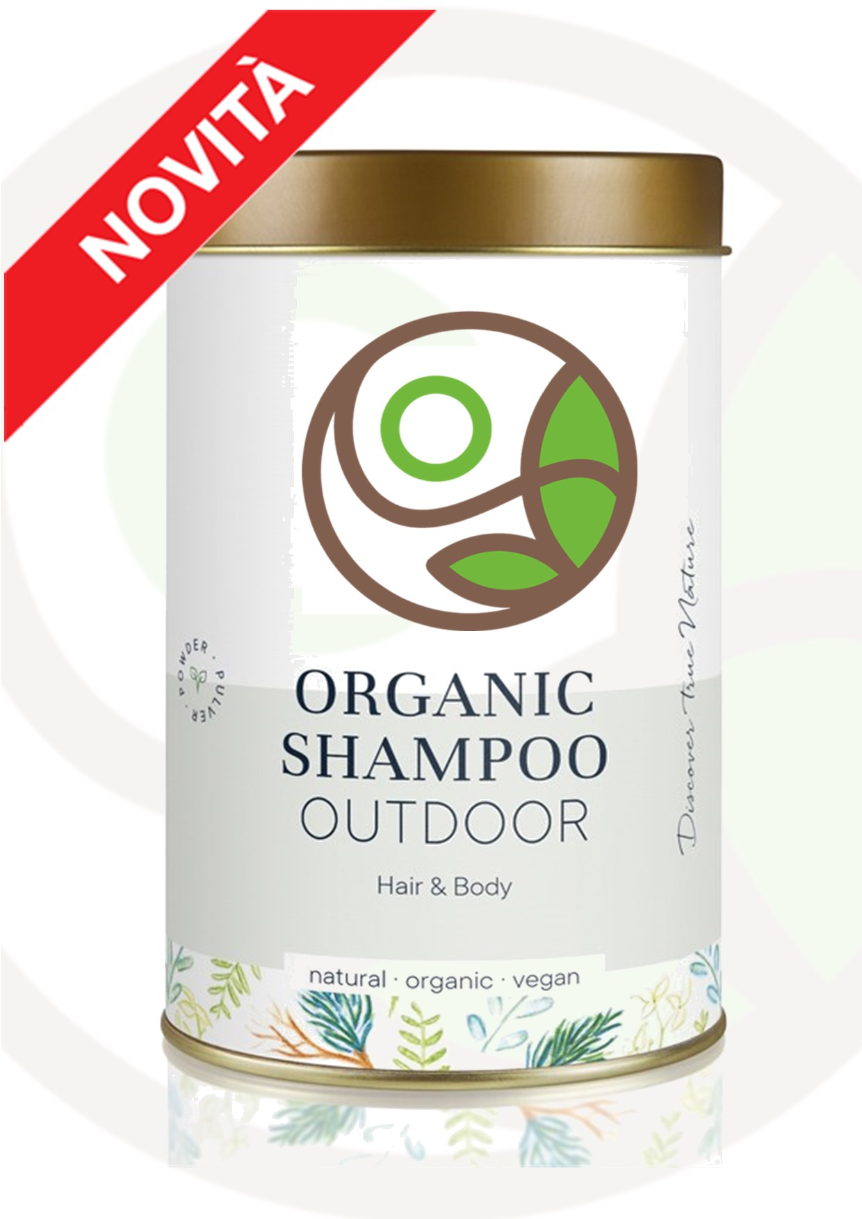 "Featured image for ""Shampoo doccia in polvere Outdoor BIO"""