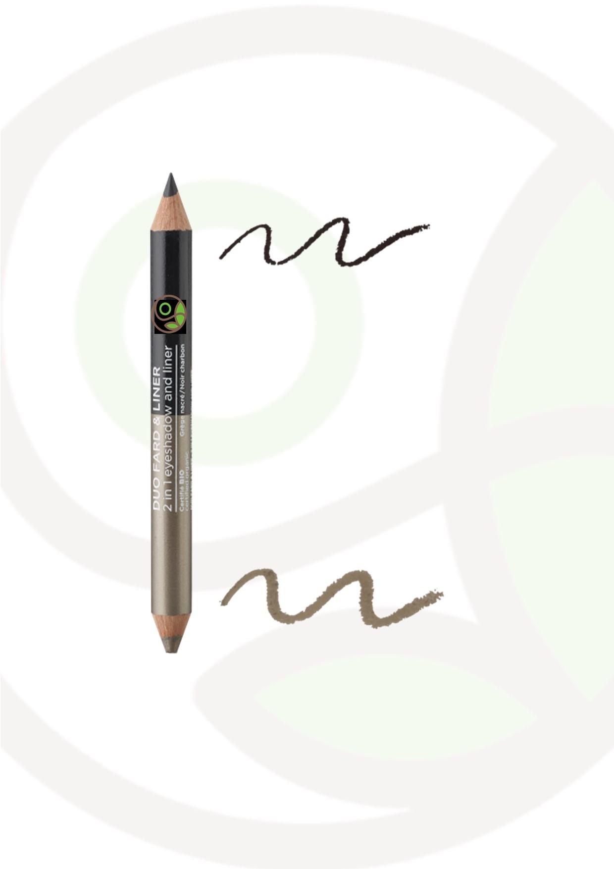 """Featured image for """"Duplo ombretto & matita Certificato bio"""""""