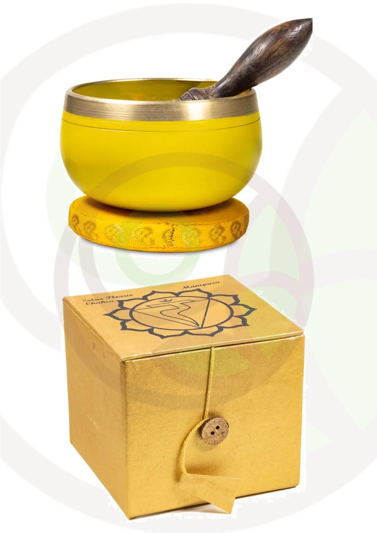 """Featured image for """"Campane tibetane Chakra - Chakra plesso solare"""""""