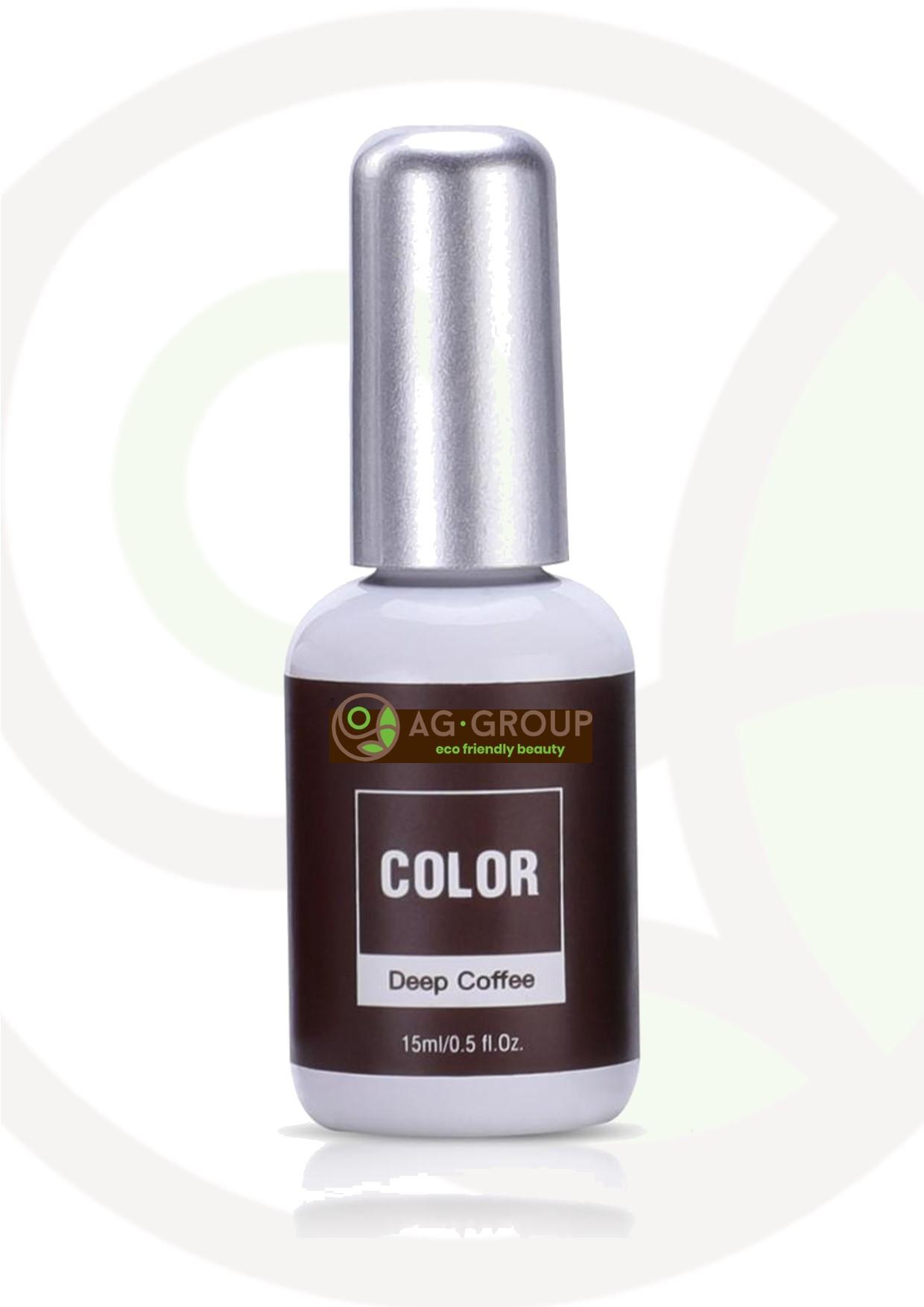 "Featured image for ""GEL POLISH SOAK -OFF LED/UV- COLOR DEEP COFFEE"""