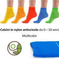 Calzini in nylon antiscivolo fino10 anni