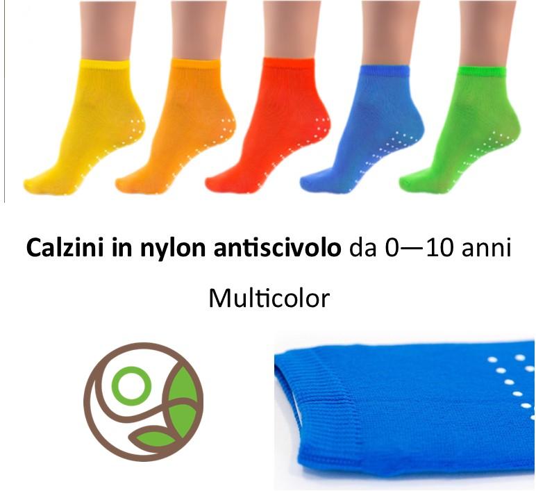 """Featured image for """"Calzini in nylon antiscivolo fino10 anni"""""""
